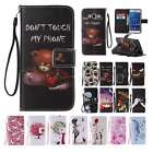 For Samsung Galaxy Grand Prime Flip Leather Stand Case Wallet Cover Cards Holder