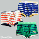 "Vaenait Baby Kids Boxer Short Underwear Boys Pantie Set ""Boxer Vehicle"" 2T-7T"