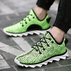 4 Color Men Casual Fashion Sneakers Runing Breathable Athletic Flyknit Boots Hot