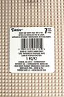 "Darice 7-Mesh Plastic Canvas Sheet 1 Piece 10.5"" x 13.5"" 31 Colors Available"