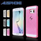 Fashion Bling Glitter Sparkle Hard Case Back Cover For Samsung Galaxy S6/S6 Edge