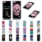 Slim Clear Patterns Hard PC Back Case Cover Wholesales For Huawei Honor 4C