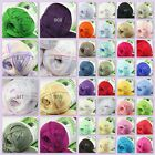 Внешний вид - Sale New 1 Skein x 50g Super Soft Bamboo Cotton Baby Hand Knitting Crochet Yarn