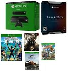Microsoft Certified Xbox One 500GB Console w Kinect - 5 GAME BUNDLE w Halo 5 LE