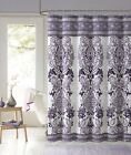 "Mariah 100% Cotton Fabric 72x72"" Contemporary Stylish Shower Curtain"