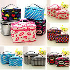 Multifunction Women's Travel Cosmetic Bag Makeup Case Pouch Toiletry Organizer
