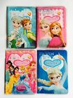 PRINCESS Childrens Passport Cover Case Protector Holder Kids NEW DESIGNS