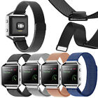 Magnetic Loop Stainless Steel Milanese Wrist Band Strap For Fitbit Blaze Watch