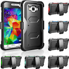 Belt Clip Holster Hard Case Cover for Samsung Galaxy Core Prime Prevail LTE G360