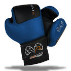 "Rival Boxing Bag Gloves-RB50-Intelli Shock W/Free Rival 180"" Mexican Hand Wraps"