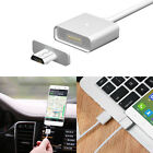 2.4A Android Micro USB Charging Cable Magnetic Adapter Charger For Samsung