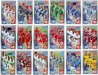 Match Attax 15 16 Viererkette Offensiv Trio aussuchen Topps 2015/2016