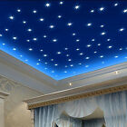 UP 100pcs Home Wall Glow In The Dark Star Stickers Decal In Baby Nursery Room