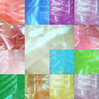 (Jxx) Shiny Fancy Mirror Organza Reflex Lime Light Decor Curtain Fabric Material