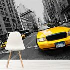 Yellow Taxis In New York Cityscape America Wall Mural Travel Photo Wallpaper