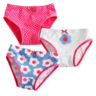 "Vaenait Baby Kids Clothes Brief Short Underwear Girls Pantie Set ""Verbena"" 2T-7T"