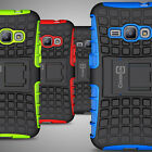 For Samsung Galaxy Express 3 Case Hard Protective Kickstand Phone Cover