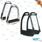 YNR England Peacock Safety Stirrups Iron Steel Horse Riding Equestrian Treads