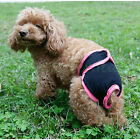 Washable Dog Diaper Female Small Medium Large Dog Pet Physiological Shorts Pants