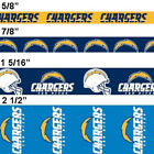 Offray Sports NFL Football Ribbon San Diego Chargers + Custom Print