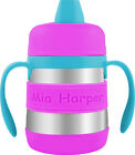Personalized Sippy Cup Labels & Baby Bottle Labels (Pack of 2)