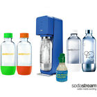 SodaStream Source Soda Maker Exclusive Kit w/ 4 Bottles & Starter CO2