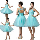 Teens Short Mini Formal Homecoming Bridesmaid Prom Gown Party Cocktail Dresses