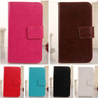 """PU Leather Case Cover Skin Protector For Sony Xperia XA C6 Ultra F3212 F3216 6"""""""