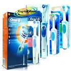 Oral B Braun Electric Rechargeable Power Toothbrush Tooth Brushes