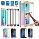 Emotional Cover Tempered Glass Screen Protector for Samsung Galaxy S7 Edge / S7