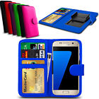 Clip On PU Leather Flip Wallet Book Case Cover For Blackview Zeta