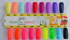 Semilac Hybrid Manicure Nail Gel Polish 7 ml Tropical Drinks Neon Colours