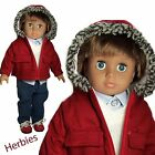 "Molly P Originals Bobby, 18"" Fashion Doll Vinyl & Cloth"