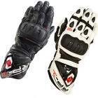 Oxford RP-1 Summer Leather Motorbike Motorcycle Track & Road Racing Gloves