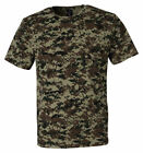 Code V Men's Camouflage Camo Short Sleeve 100% Cotton T-Shirt S-2XL. 3906T-Shirts - 15687