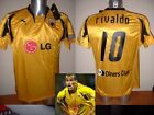AEK Athens Rivaldo Jersey Puma BNWT Brazil Greece S-XL Shirt Football Soccer New