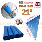 21'' PASTRY PIPING ICING BAG CUPCAKE SAVOY MASH DISPOSABLE PASTRY *PROFESSIONAL*