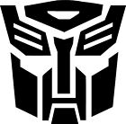 Transformers Autobot Vinyl Decal / Sticker