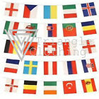 Euro 2016 Flag Bunting 10m 24 European Flags Europe Championships Soccer France