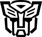 transformers autobots vinyl decal sticker
