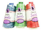 Maxi-Lock® Swirl Cone Thread - TEXT 27 Thread 3,000 yds 18 colors stock