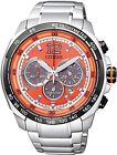 Citizen Eco-Drive 100m Multi-Dial Chronograph Sports Watch CA4234-51X