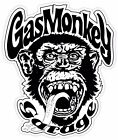 Gas Monkey Garage Fast and Loud Vinyl Sticker Decal