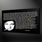 BILL HICKS QUOTE MUSIC CONTEMPORARY DESIGN CANVAS PRINT READY TO HANG