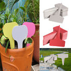 1pc Waterproof Plastic Plant T-type Tags Markers Nursery Garden Label 6x10cm