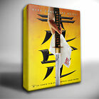 KILL BILL FILM POSTER GICLEE CANVAS WALL ART PRINT *Choose your size