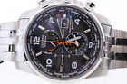 Men's Citizen AT9010-52E Eco-Drive Stainless Steel World Time A-T Watch
