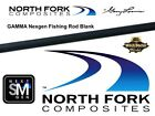 "North Fork Composites By Gary Loomis LMX-Gamma Bass Spinning Rod Blank 5'10""-6'"