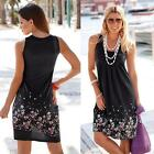 Fashion Sexy Women Summer Casual Sleeveless Evening Party Beach Dress RG