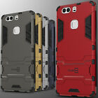 For Huawei P9 Plus Case Hard Kickstand Protective Armor Cover
